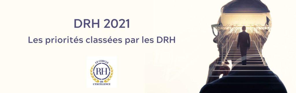 Les priorités des DRH pour 2021
